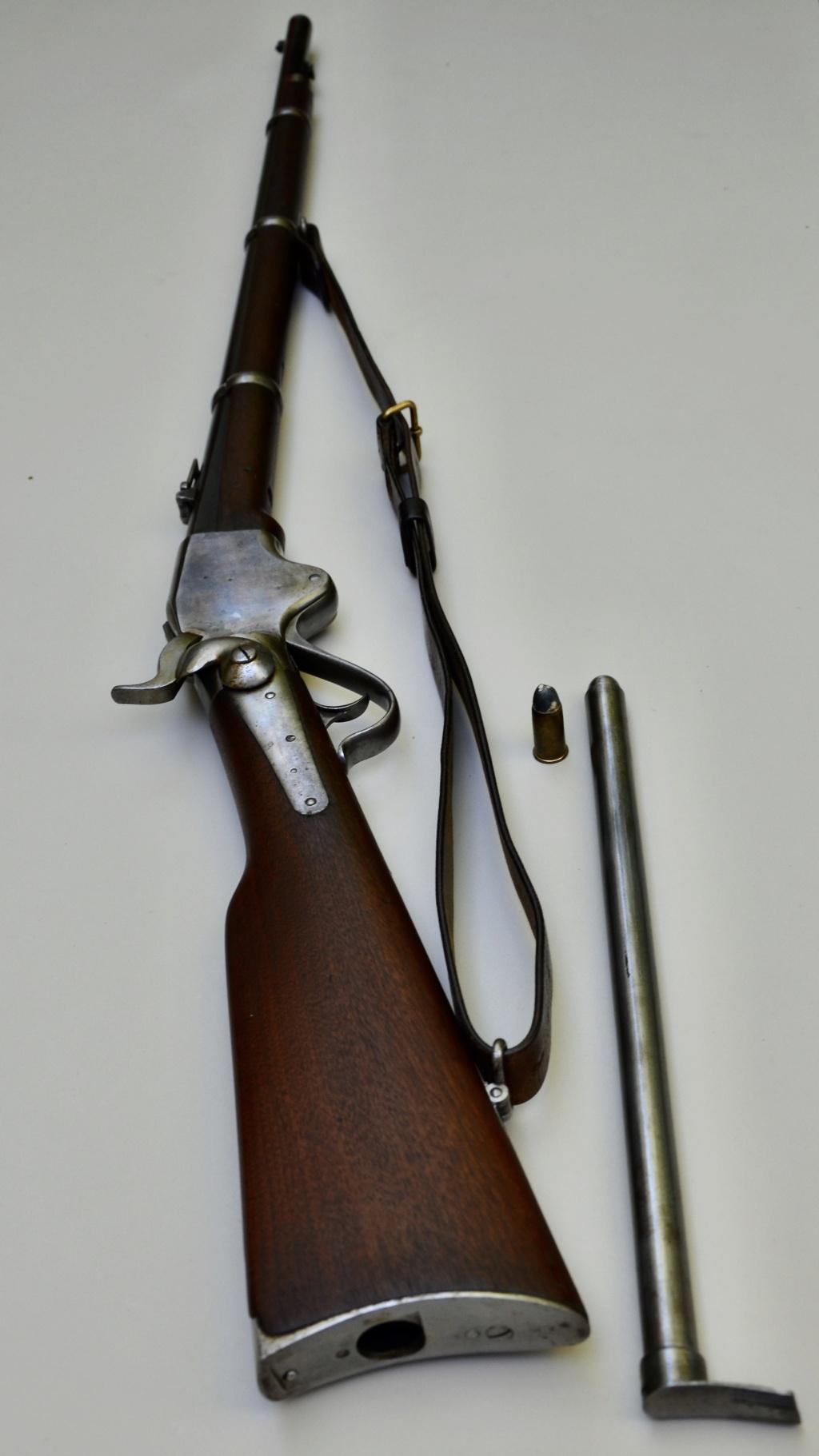 fusil spencer new model calibre 50 79ae6310