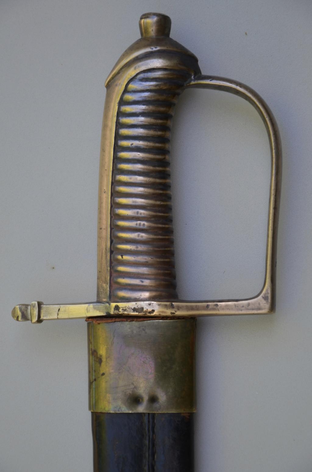 Les sabres briquets 1ère partie : les modèles 1767 et 1790 7a4cdd10