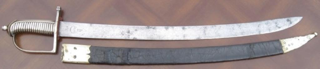 Les sabres briquets 1ère partie : les modèles 1767 et 1790 7d4bbf10