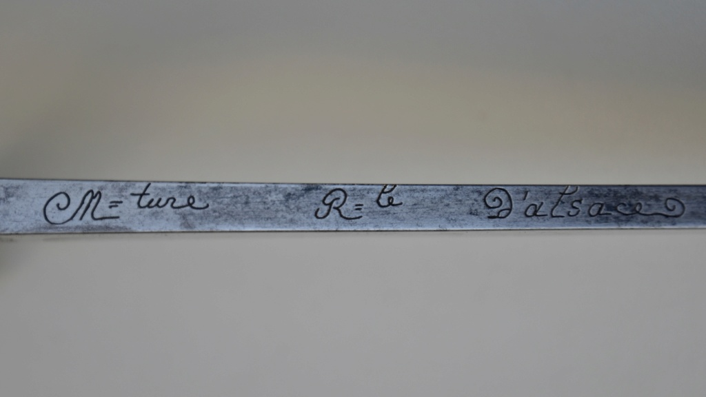 Les sabres briquets 1ère partie : les modèles 1767 et 1790 8302b410