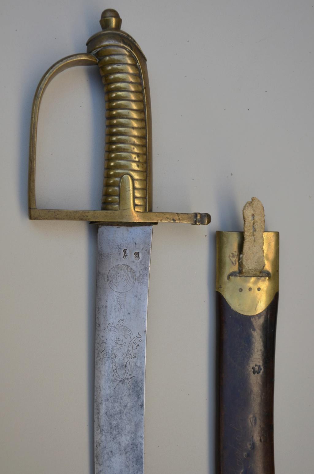 Les sabres briquets 1ère partie : les modèles 1767 et 1790 838e1d10