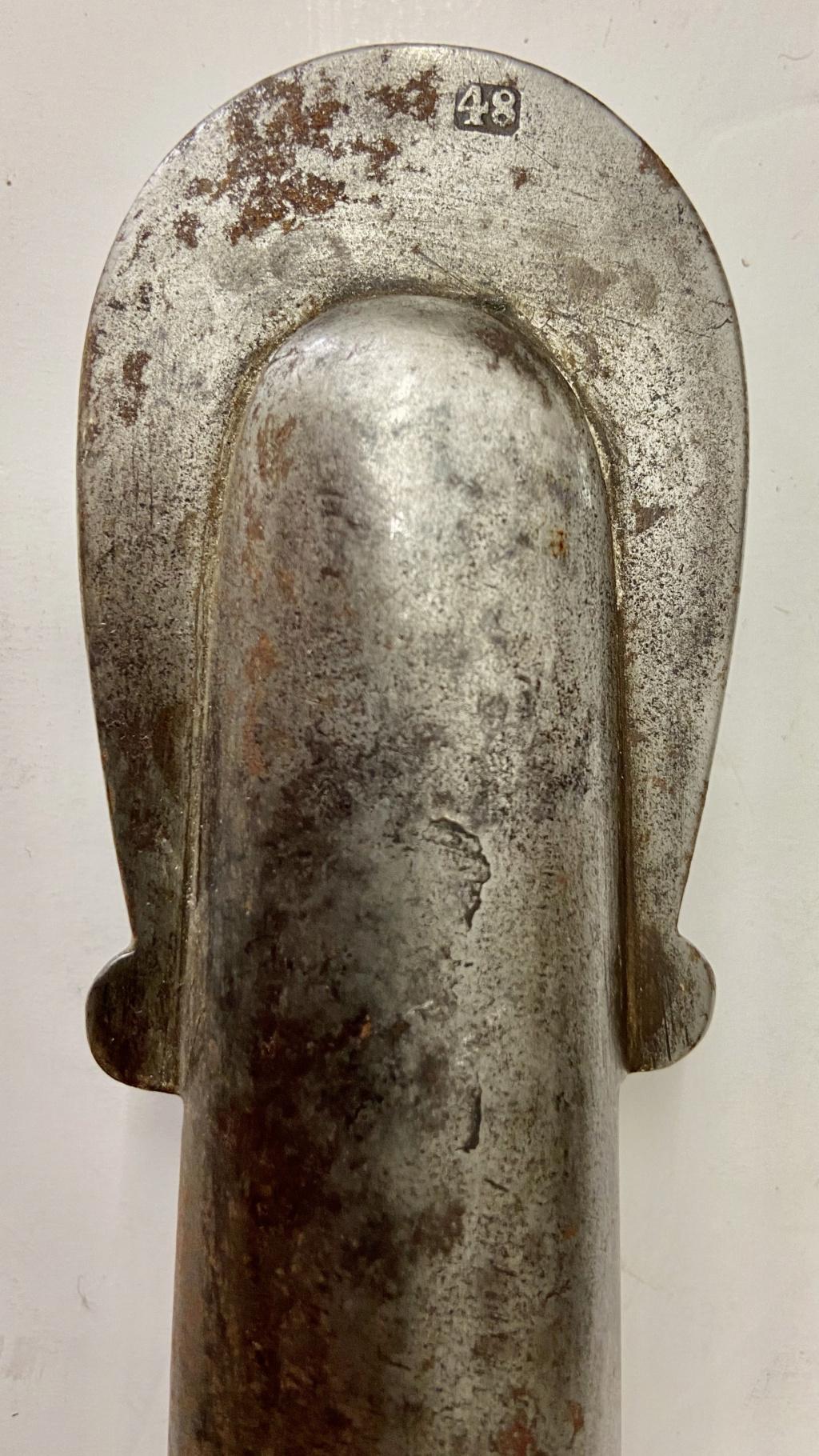 Un sabre français de cuirassiers premier empire 841a8e10