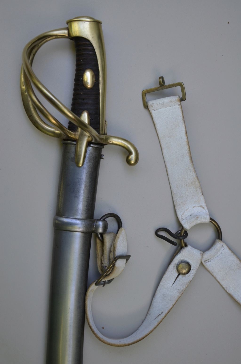 Identification sabre cavalerie légère an IX ou an XI 842db210