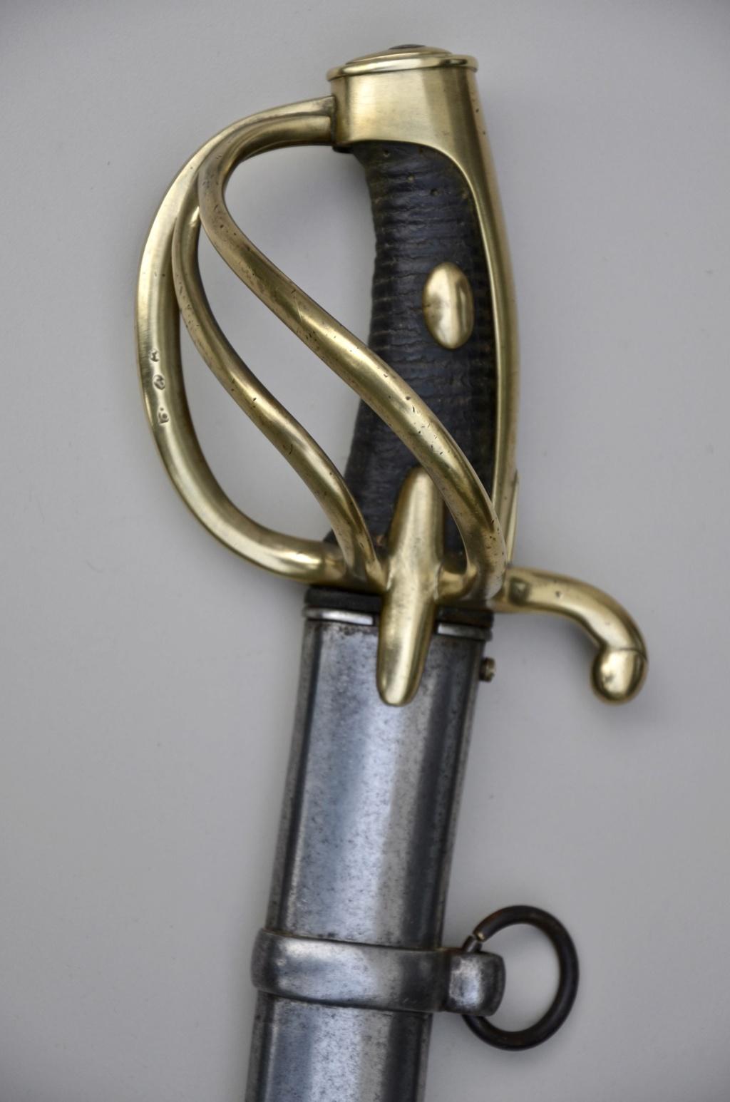 Identification sabre cavalerie légère an IX ou an XI 893f2410
