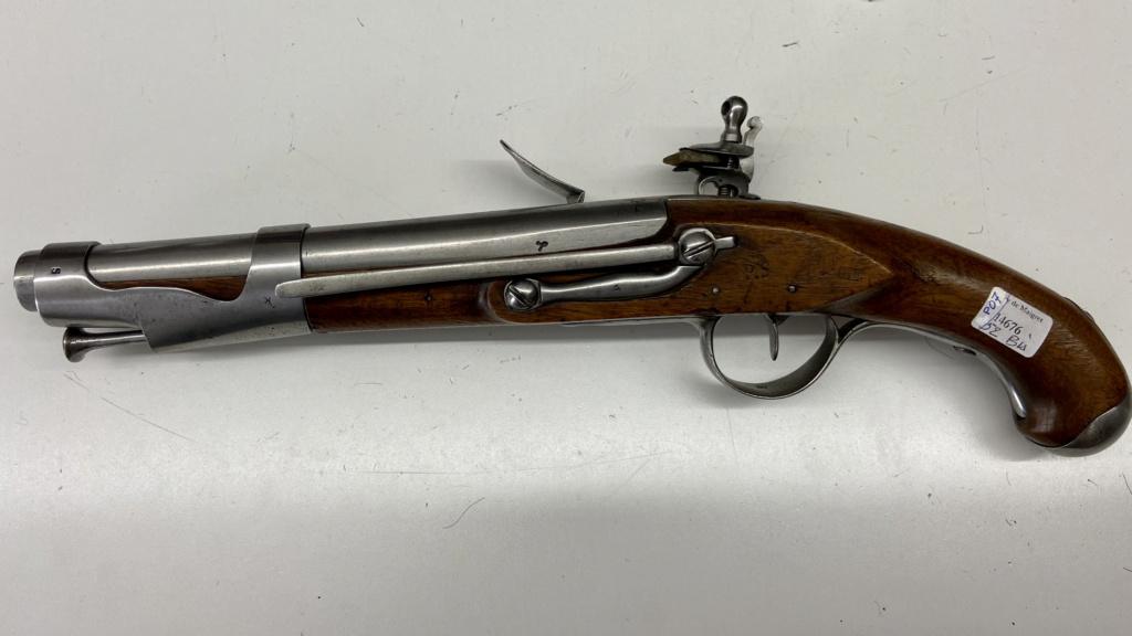 Pistolet de cavalerie 1763/66 version révolutionnaire 897a4d10