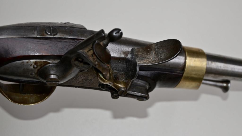 Paire de pistolets an 13 Tulle 1813 92ff4310