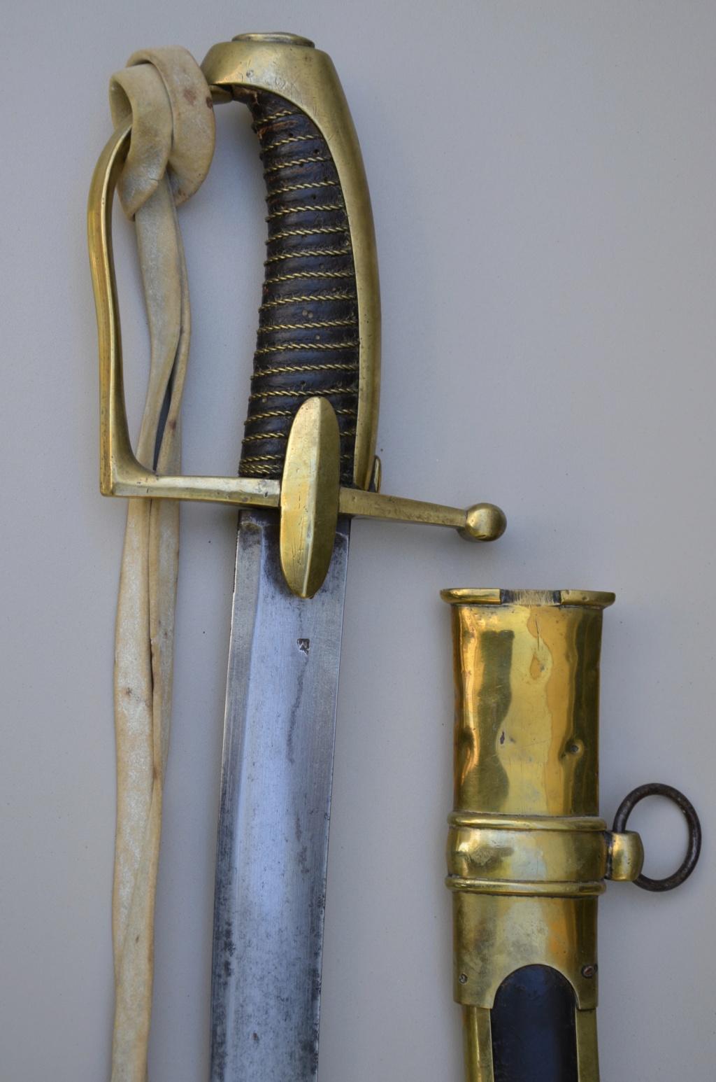 sabre de chasseur à cheval 94d5ed10