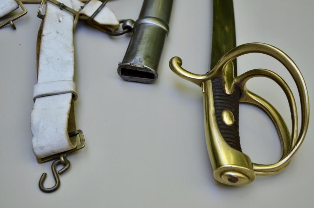Identification sabre cavalerie légère an IX ou an XI 98743510