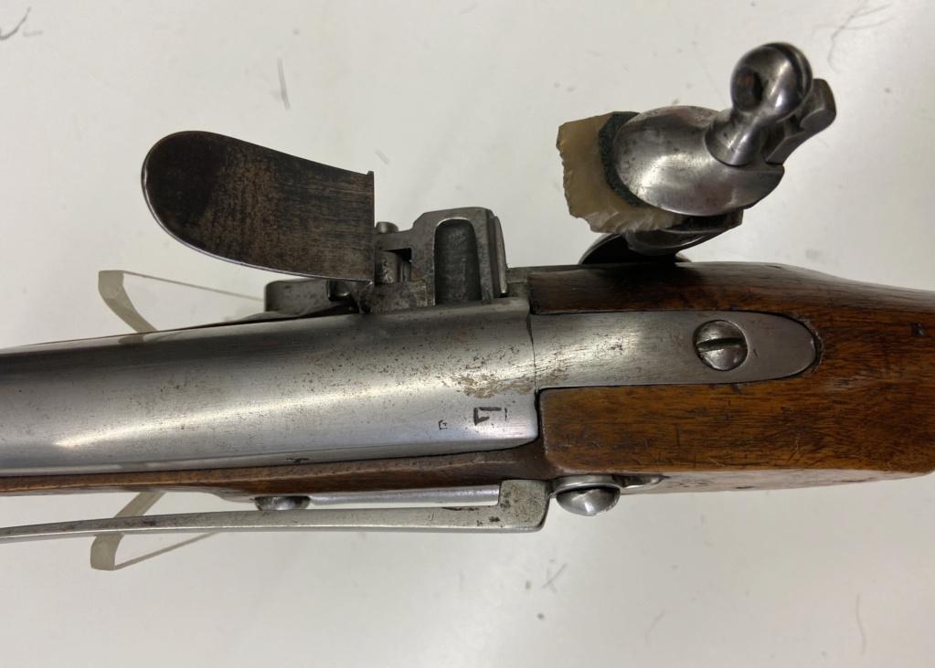 Pistolet de cavalerie 1763/66 version révolutionnaire 999c9010