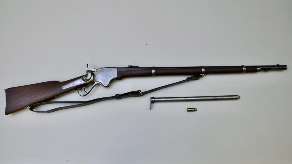fusil spencer new model calibre 50 9ea2e810