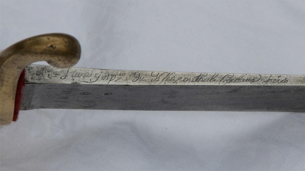 Les sabres briquets modèles an IX et an XI _tem1612