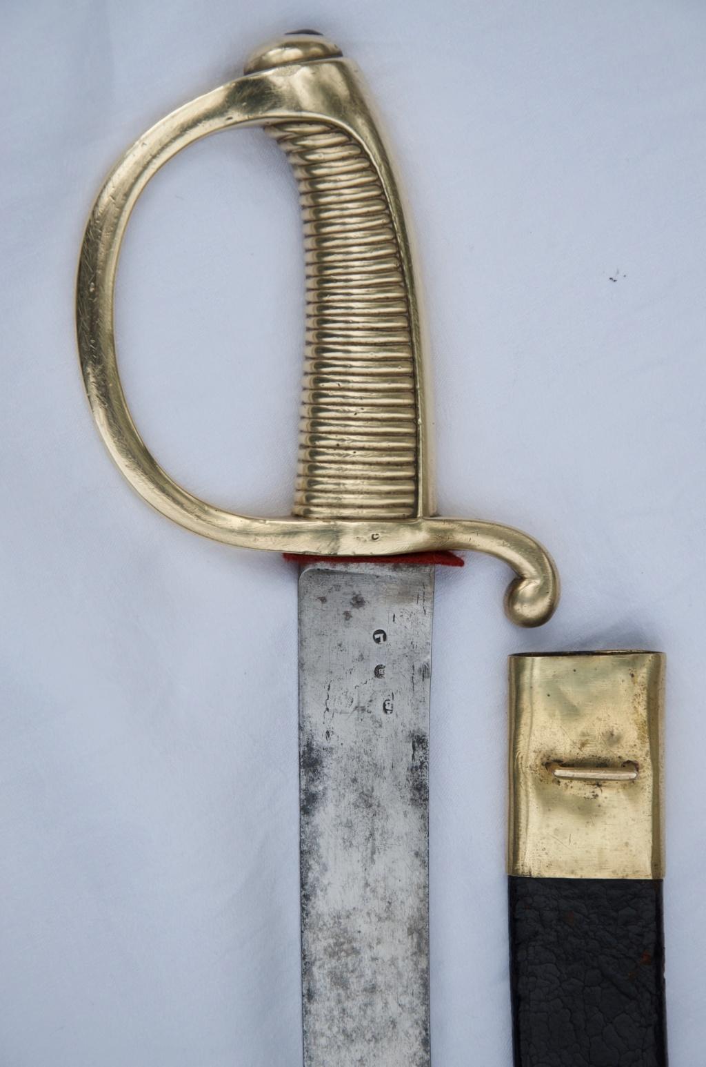 Les sabres briquets modèles an IX et an XI _tem1615