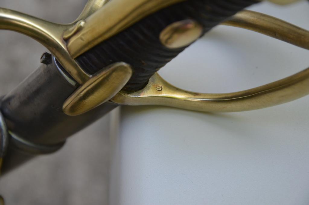Identification sabre cavalerie légère an IX ou an XI Aae97f10
