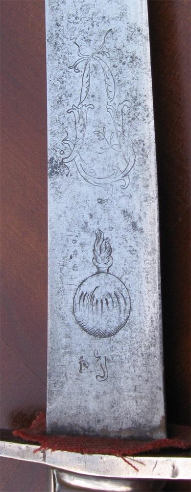 Les sabres briquets 1ère partie : les modèles 1767 et 1790 B3302411