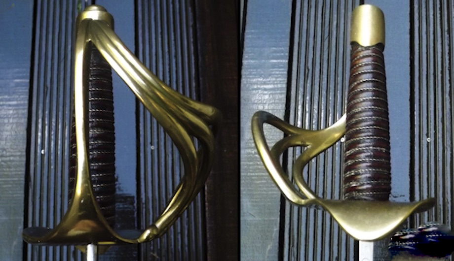 Un sabre français de cuirassiers premier empire - Page 2 Bac4f510