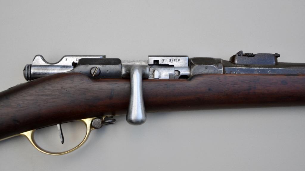Carabine de cavalerie gras mod. 874 Bd68f511