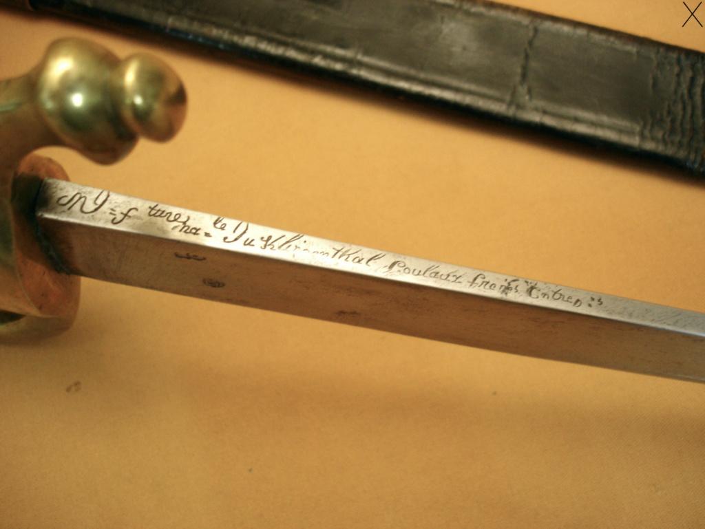 Les sabres briquets modèles an IX et an XI C77c6310