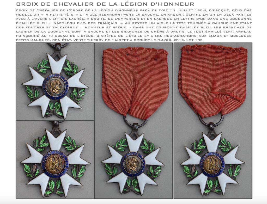 Légion d'honneur 1er Empire Captur12