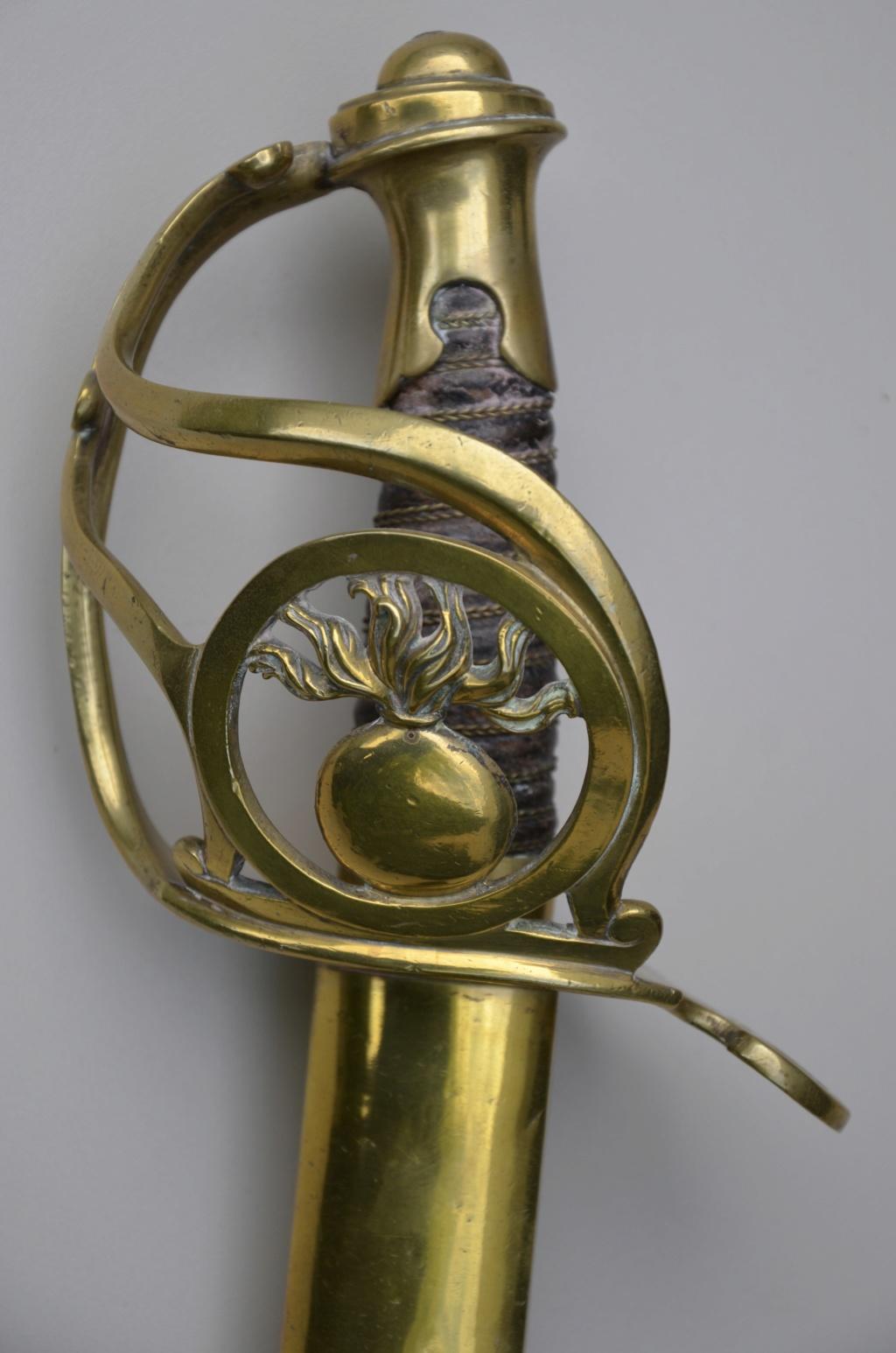 un sabre de la cavalerie de la garde ? Cb566810