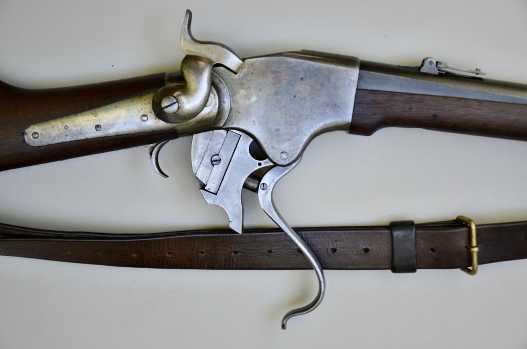 fusil spencer new model calibre 50 Cb926210