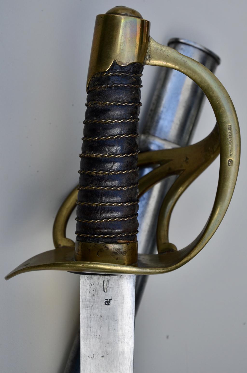 Un sabre français de cuirassiers premier empire D0a8d410
