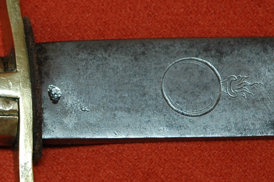 Les sabres briquets 1ère partie : les modèles 1767 et 1790 D56eac10