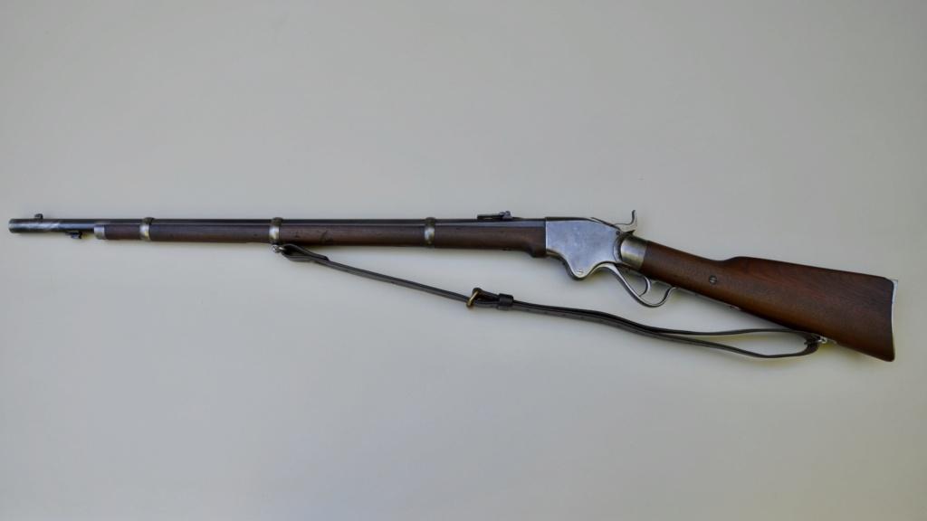 fusil spencer new model calibre 50 D5c90610