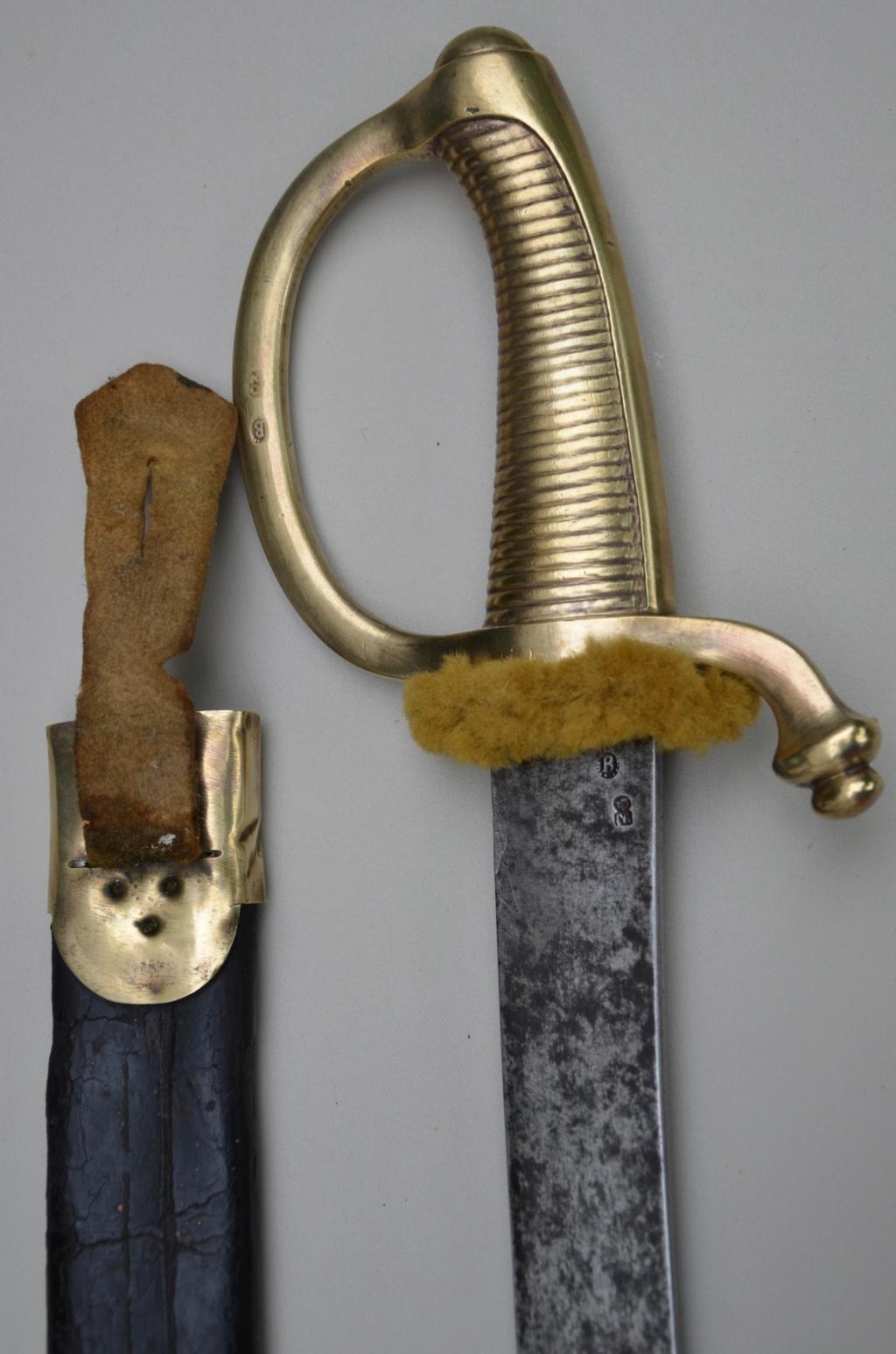 Les sabres briquets modèles an IX et an XI Dsc_8018