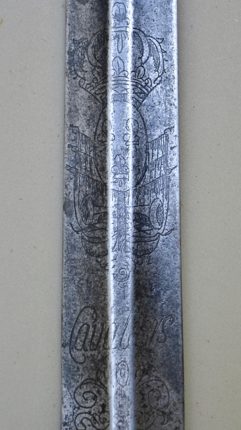 Forte épée de cavalerie modèle 1734 Dsc_8116