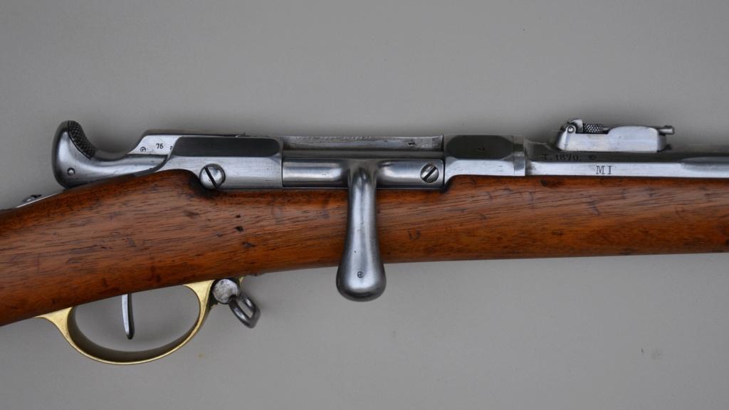Carabine de cavalerie Chassepot Dsc_8327
