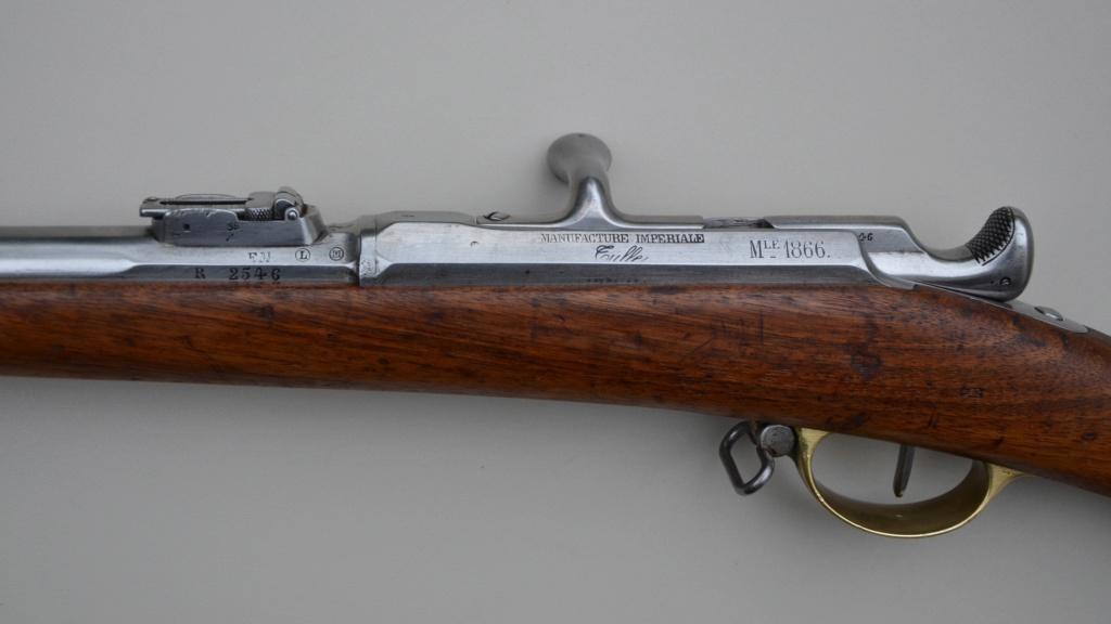 Carabine de cavalerie Chassepot Dsc_8330