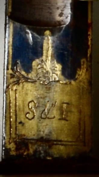Une épée an XII, Solingen oui mais encore ? E8426711