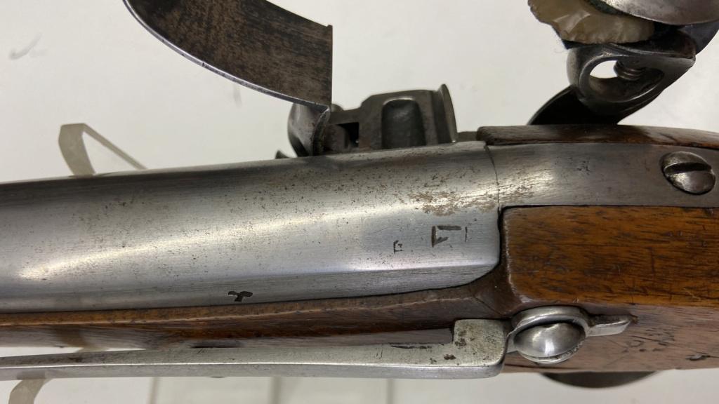 Pistolet de cavalerie 1763/66 version révolutionnaire F7856410