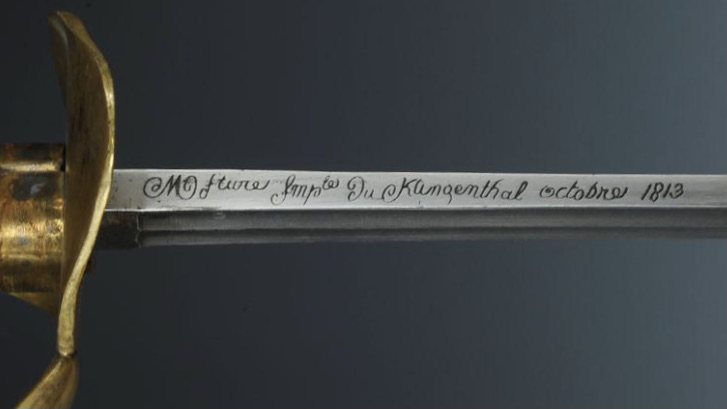 Un sabre français de cuirassiers premier empire Fd0b0d10