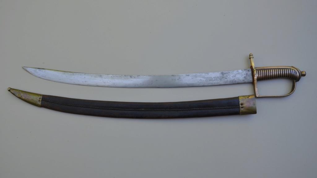 Les sabres briquets modèles an IX et an XI Fulls129