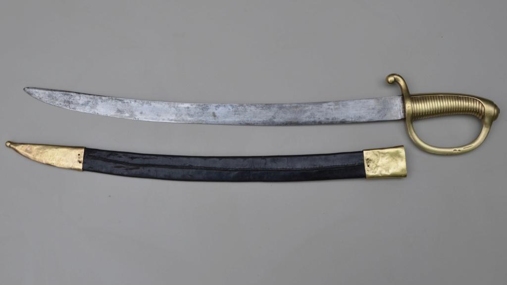 Les sabres briquets modèles an IX et an XI Fulls133