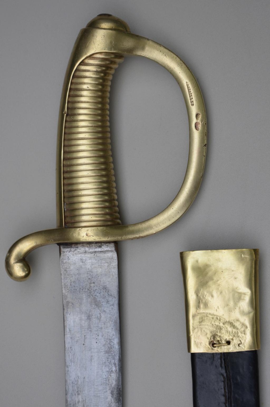 Les sabres briquets modèles an IX et an XI Fulls134