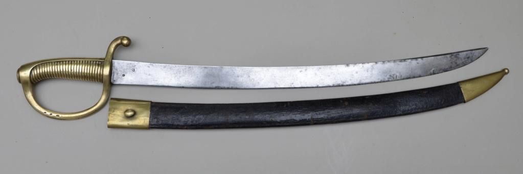 Les sabres briquets modèles an IX et an XI Fulls135