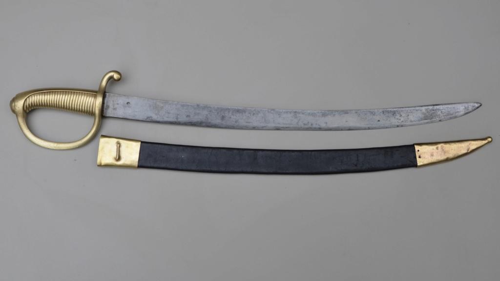 Les sabres briquets modèles an IX et an XI Fulls145