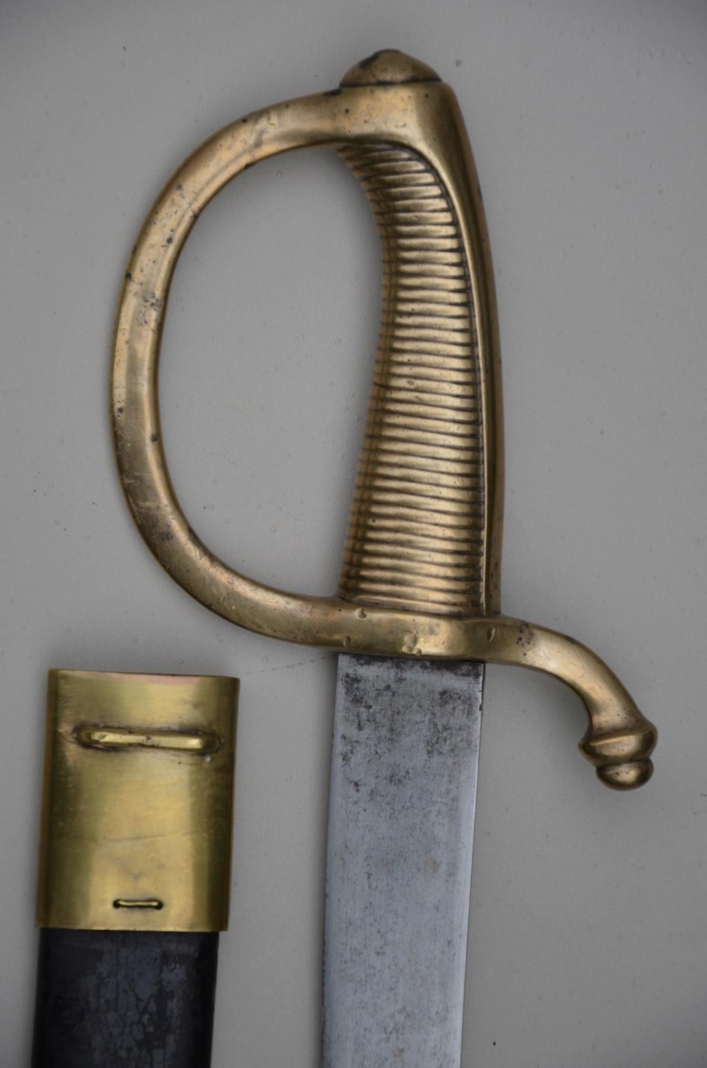 Les sabres briquets modèles an IX et an XI Fulls150