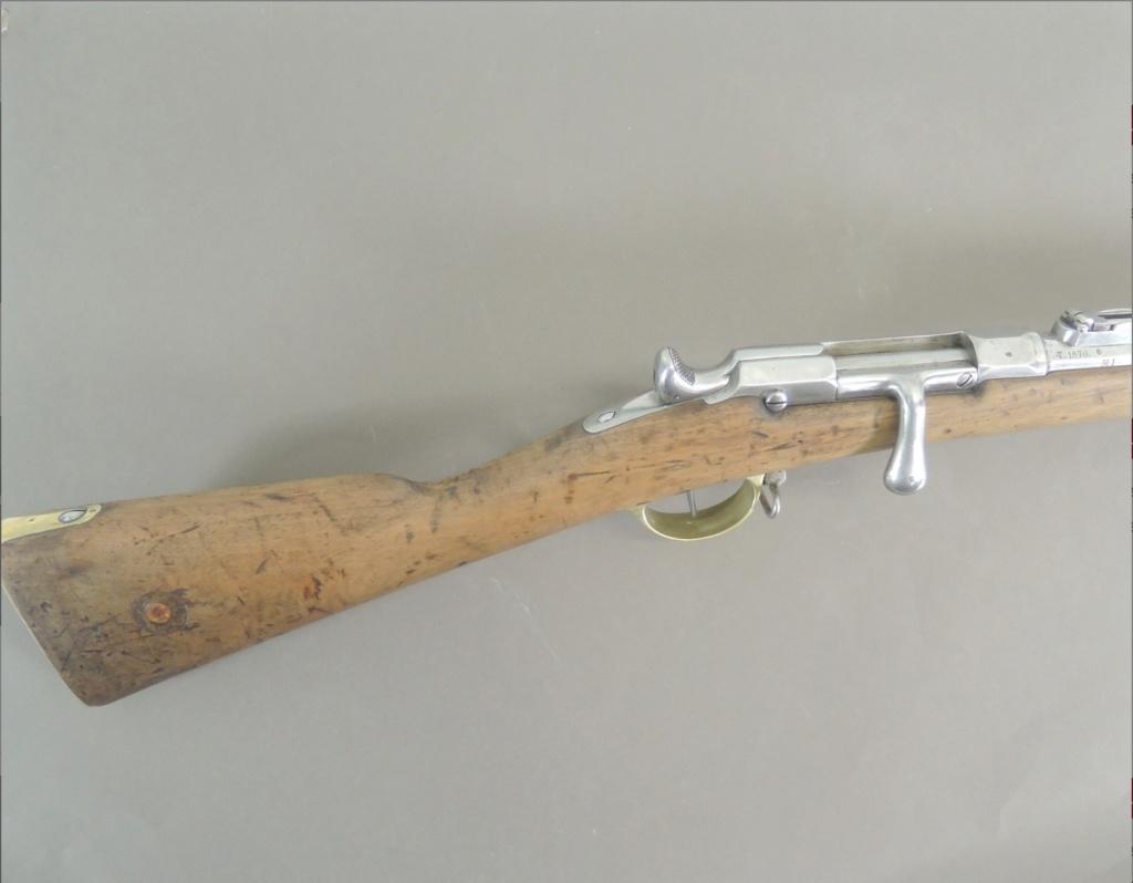 Carabine de cavalerie Chassepot Fullsi35