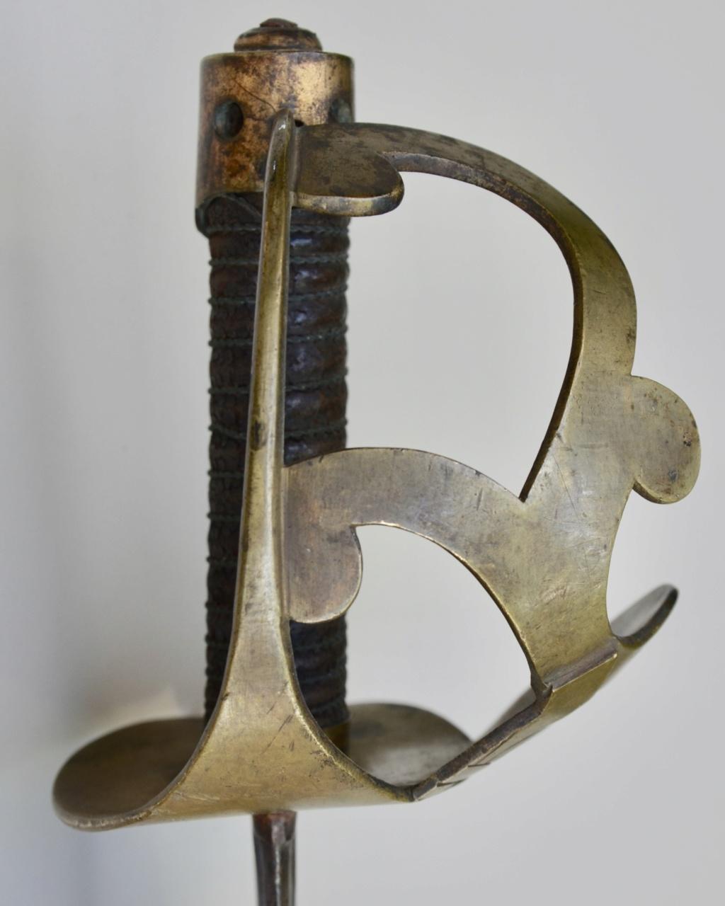 Sabre de grosse cavalerie modèle 1784, variante révolutionnaire ? Fullsi74