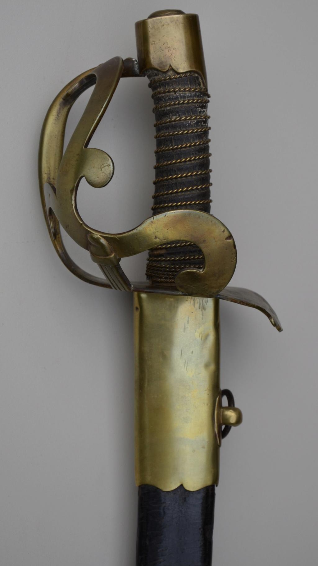 Sabre de grosse cavalerie modèle 1784, variante révolutionnaire ? Fullsi81