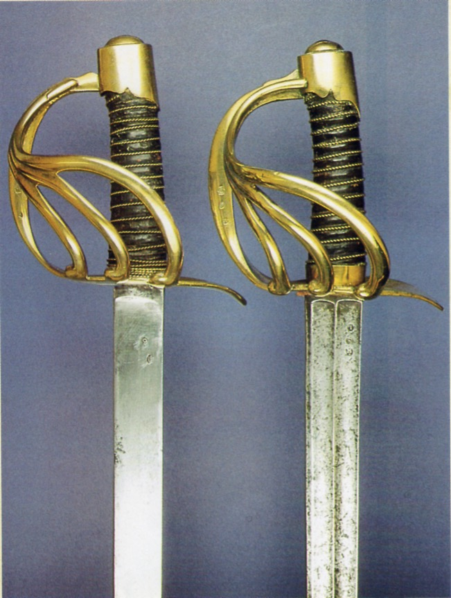 Un sabre français de cuirassiers premier empire Numzor10