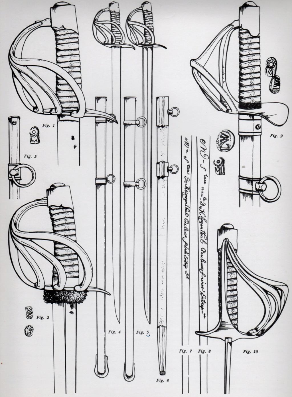 Un sabre français de cuirassiers premier empire Numzor16