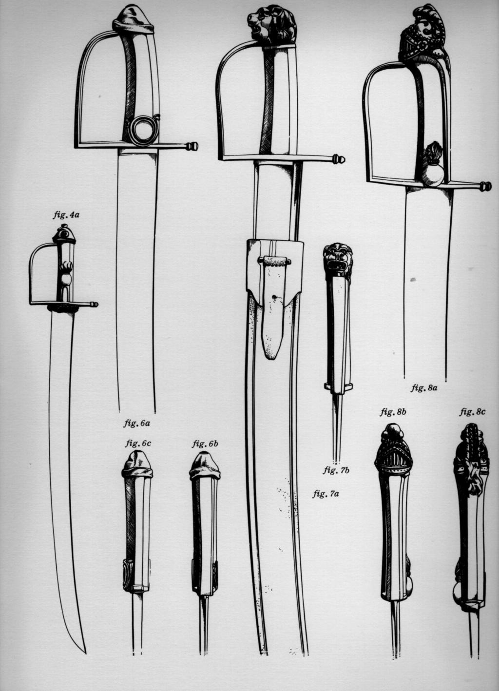 Les sabres briquets 1ère partie : les modèles 1767 et 1790 - Page 2 Xvi_610