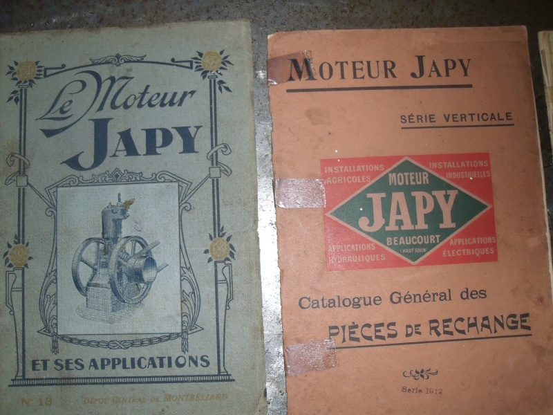 Japy - Un Japy avec magnéto Japy Dscf0711