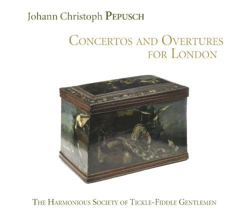 John Christopher Pepusch (1667-1752) Cover15