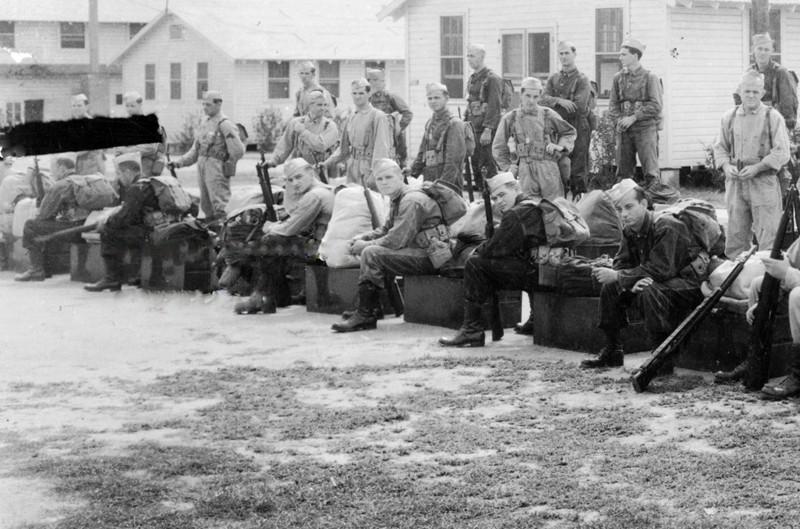 Pionnier paratrooper, Forceman... et pasteur 501_pi10