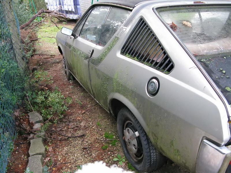 Vend R17 Type 1322, de Novembre 1975, décapotable. Aito_310